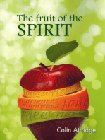 The Fruit of the Spirit 2nd Edition