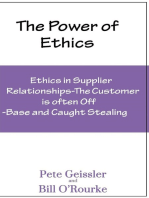 Ethics in Supplier Relationships