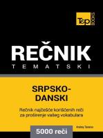 Srpsko-Danski tematski rečnik