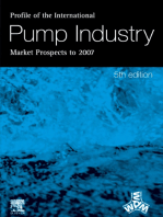 Profile of the International Pump Industry - Market Prospects to 2007