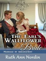 The Earl's Wallflower Bride