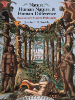 Nature, Human Nature, and Human Difference