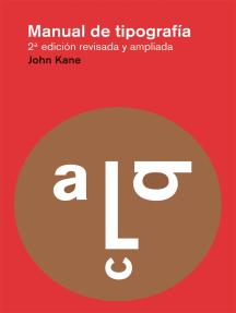 Manual de tipografía: Nueva edición