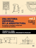 Una historia universal de la arquitectura. Un análisis cronológico comparado a través de las culturas