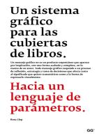 Un sistema gráfico para las cubiertas de libros