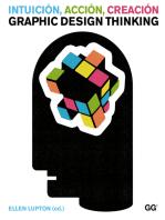 Intuición, acción, creación: Graphic Design Thinking