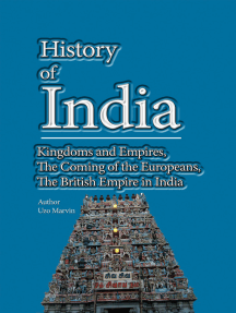 History of India, Kingdoms and Empires, The Coming of the Europeans, The British Empire in India