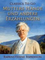 Mutters Hände und andere Erzählungen