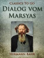 Dialog vom Marsyas