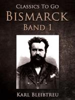 Bismarck - Band 1