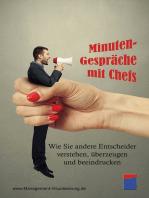 Minuten-Gespräche mit Chefs
