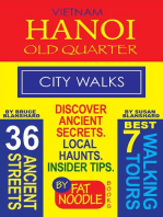 Vietnam. Hanoi Old Quarter City Walks
