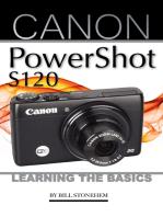 The Canon Powershot S120
