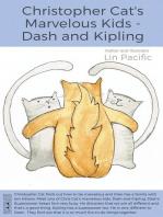 Christopher Cat's Marvelous Kids - Dash and Kipling