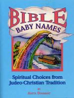 Bible Baby Names