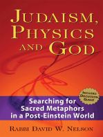 Judaism, Physics and God
