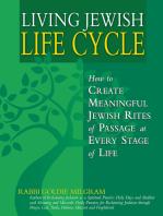 Living Jewish Life Cycle