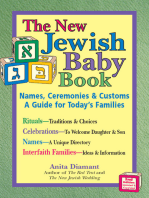New Jewish Baby Book (2nd Edition)