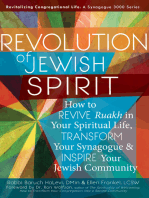 Revolution of the Jewish Spirit