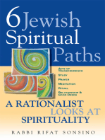 Six Jewish Spiritual Paths