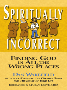 Spiritually Incorrect: Finding God in All the Wrong Places