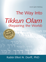 The Way Into Tikkun Olam (Repairing the World)