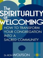 The Spirituality of Welcoming