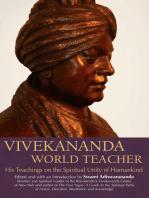 Vivekananda, World Teacher
