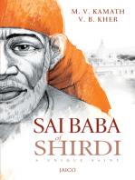 Sai Baba of Shirdi (English)