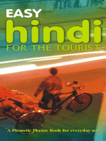 Easy Hindi For The Tourist