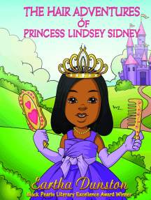 The Hair Adventures of Princess Lindsey Sidney