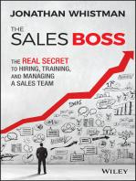 The Sales Boss