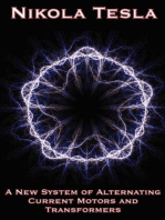 A New System of Alternating Current Motors and Transformers and Other Essays