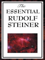 The Essential Rudolf Steiner