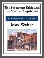 The Protestant Work Ethic and the Spirit of Capitalism