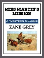 Miss Martin's Mission