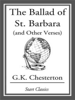 The Ballad of St. Barbara (and Other
