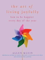 The Art of Living Joyfully