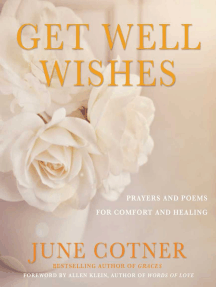 Get Well Wishes: Prayers and Poems for Comfort and Healing