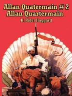 Allan Quatermain #2