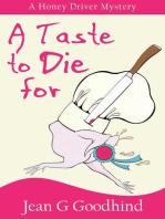 A Taste To Die For