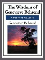 The Wisdom of Genevieve Behrend