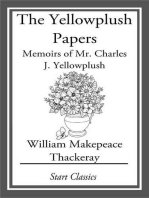 The Yellowplush Papers: Memoirs of Mr. Charles J. Yellowplush