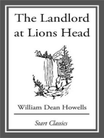 The Landlord at Lions Head