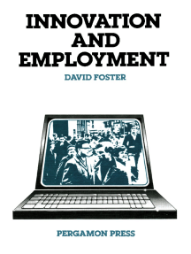 Innovation and Employment