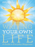 Writing Your Own Life