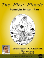 The First Floods - Ponniyin Selvan Part 1