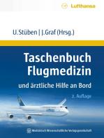 Taschenbuch Flugmedizin und ärztliche Hilfe an Bord