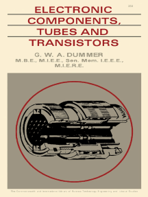 Electronic Components, Tubes and Transistors: The Commonwealth and International Library: Electrical Engineering Division