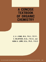 A Concise Text-Book of Organic Chemistry: The Commonwealth and International Library: Chemistry Division